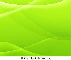 farbe, abstrakt, grüner hintergrund