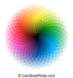 farbe, rad