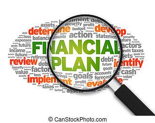 finanzieller plan
