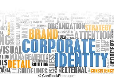 Firmenidentität