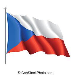 Flagge der Volksrepublik
