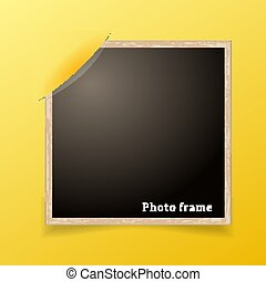 foto, frame., design, decoretive, template., grunge, umrandungen