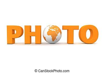 Fotowelt orange