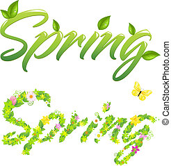 Frühlingsworte