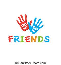 friends-palm