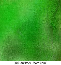 Frischer grüner Grunzer befleckte Hintergrund
