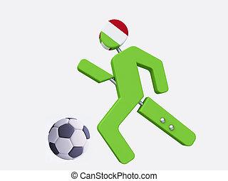 Fußballspieler, Italien
