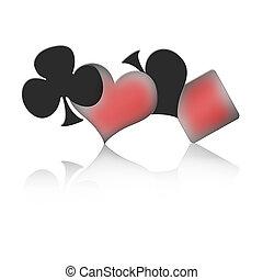 Gamble.