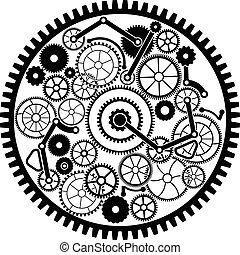 Gear-Mechanismus