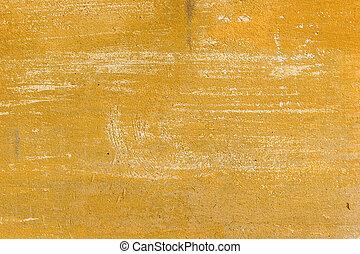 Gelber Grunge-Hintergrund