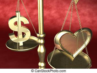 geld, 01, liebe, oder