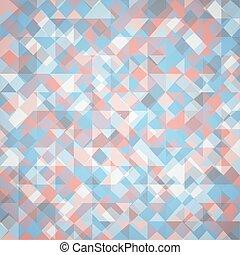 Geometrischer Vektorhintergrund.