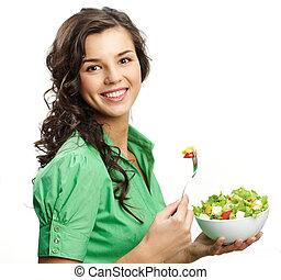 gesunde, ernährung