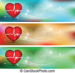Gesundheit des menschlichen Herzens