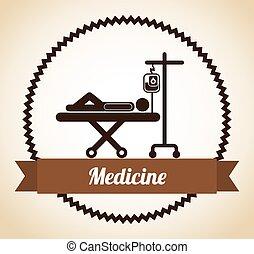 Gesundheitsversorgung.