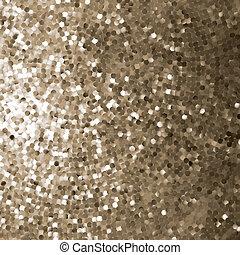 Glänzender Spiegelbild-Hintergrund. EPS 8