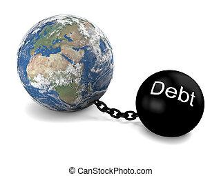 global, schuld