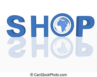 Globale Einkäufe