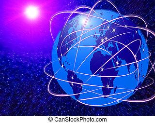Globale Internet-Technologie