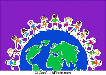 Globale Kinder