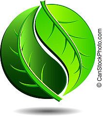 Grüne Ikone