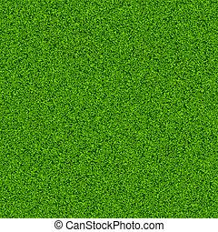 Grünes Grasfeld