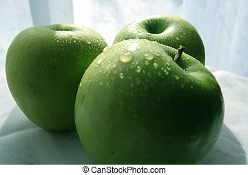 Granny-Schmied-Äpfel