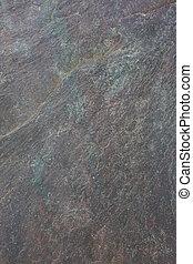 Grauer und grüner Tafelrock Hintergrund