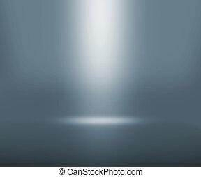 Graues Licht