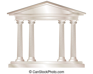 Griechischer Tempel