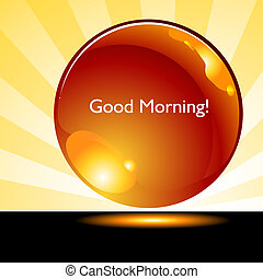 Guten Morgen, Sunrise