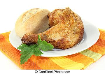 Hühnerbeine