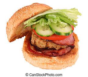 hühnerhamburger