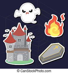 Halloween-Ikone