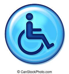 Handicap Web Icon