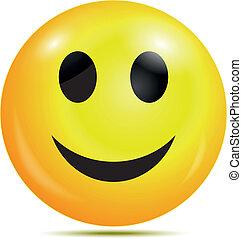 Happy Smiley.