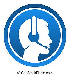 Headset-Kontakt