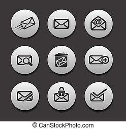 heiligenbilder, satz, e-mail