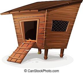 Hen House.