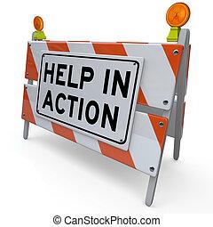 Hilf beim Projekt zur Verbesserung der Barrierenverriegelung.