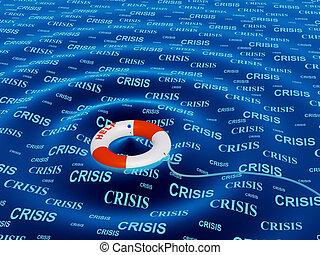 Hilfe in einer Krisensituation