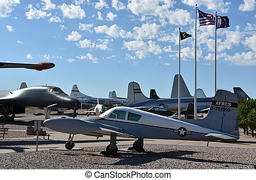 Hill Aerospace Museum in Utah.