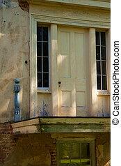 Historische Tür zwei