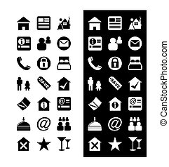 Hotel-Ikonen - Icon-Sektor