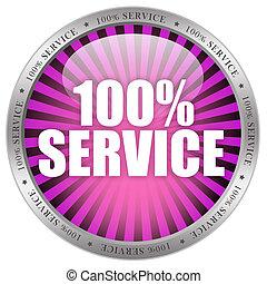 Hunderter Service