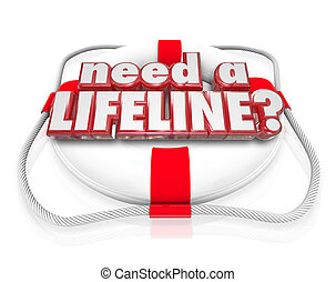 Ich brauche ein lebenslängliches Lebensretterwort, das verzweifelt Hilfe braucht.