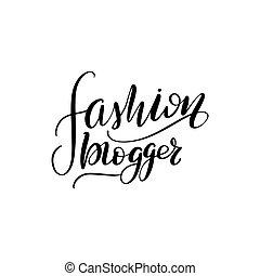 Ich schreibe Modeblogger