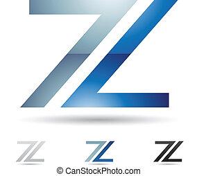 Ikone abbrechen für Buchstaben Z
