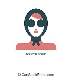 ikone, blogger, mode