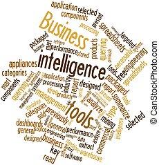 intelligenz, werkzeuge, geschaeftswelt